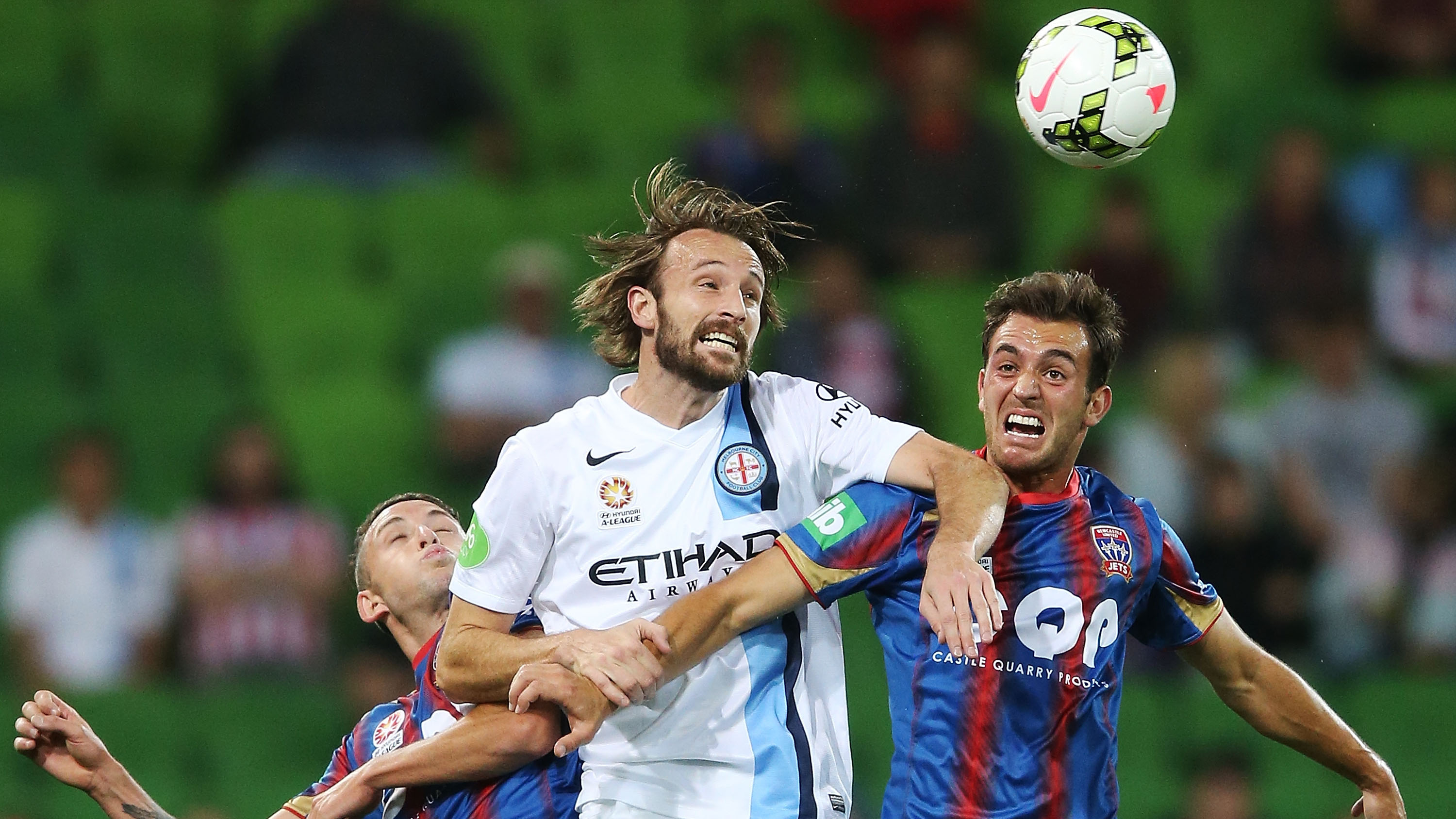 Newcastle Jets vs Melbourne City