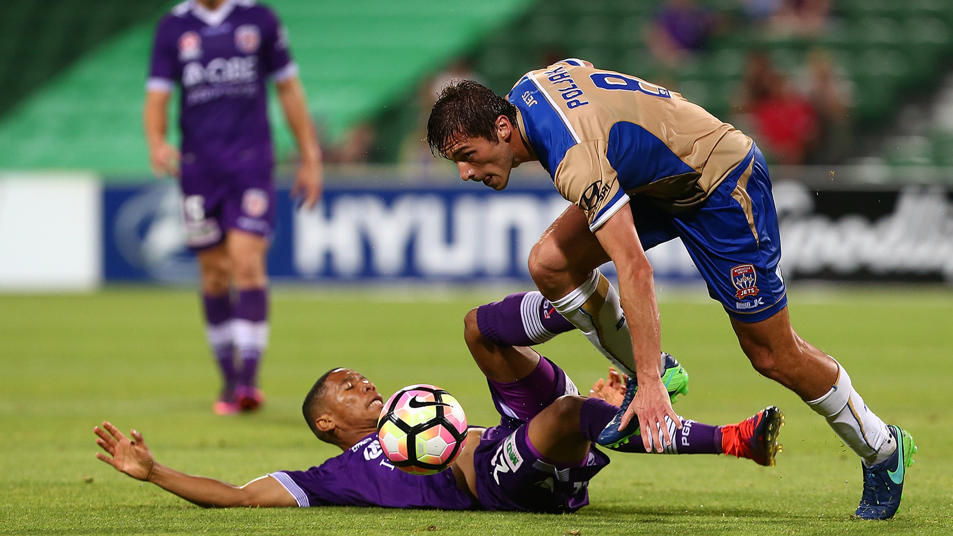Perth Glory vs Newcastle Jets